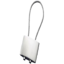 Square Cable Key Chain