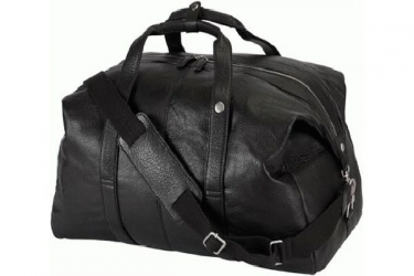 Rome Leather Weekend Bag