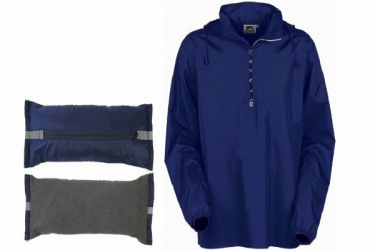 Wind / Rain Jacket With Pouch - 33302493